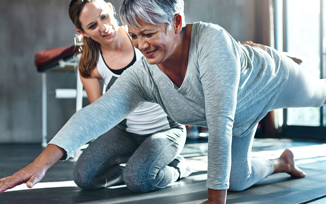 Stuck at Home in Bergen County? Physical Therapy Helps You Move Easier!
