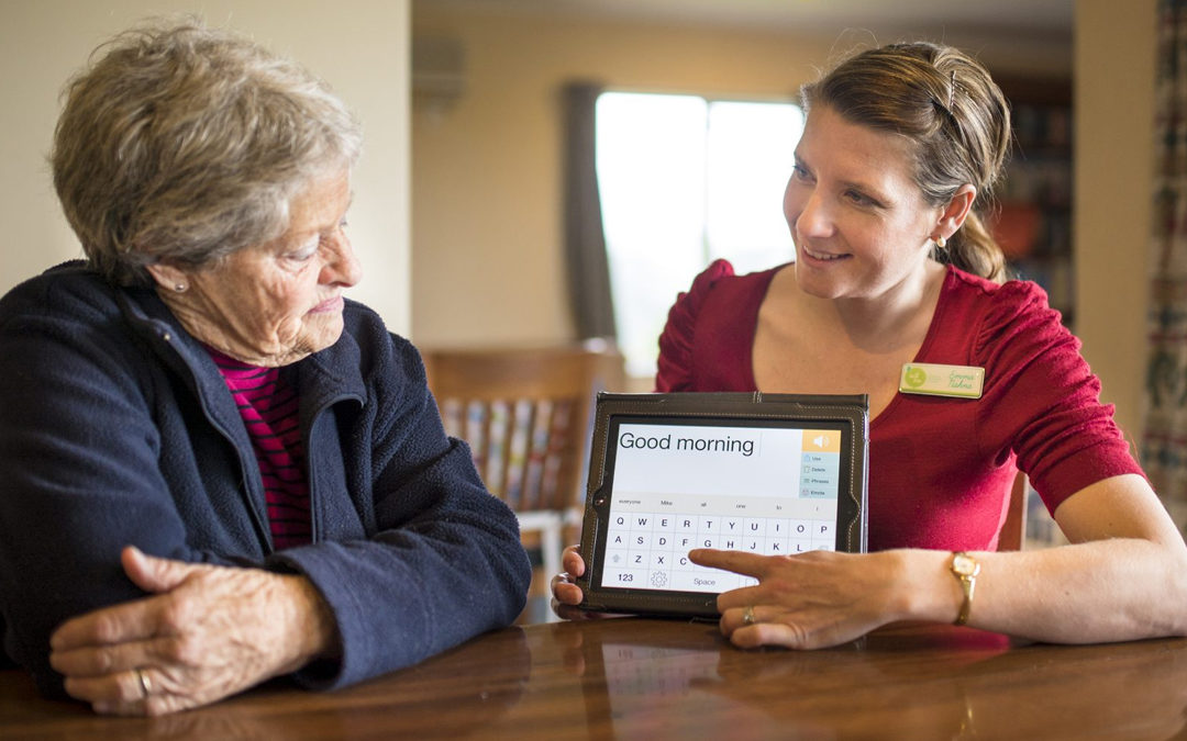 Speech Therapists in Englewood NJ Discuss the Connection Between Dementia and Communication