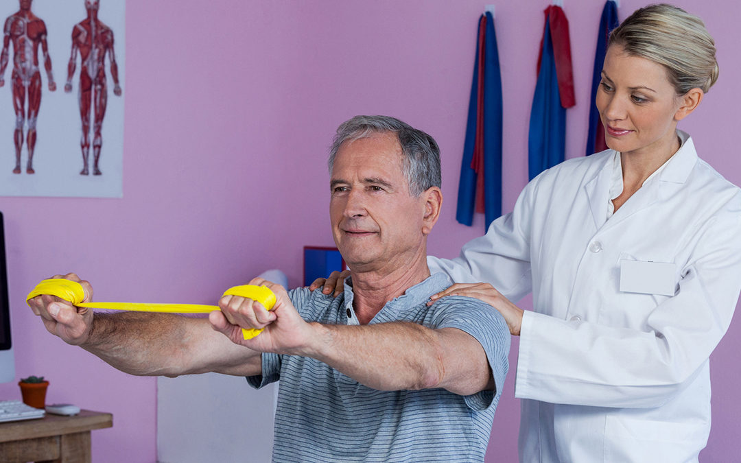 If You've Had A Stroke in Bergen County, Physical Therapy Can Help!