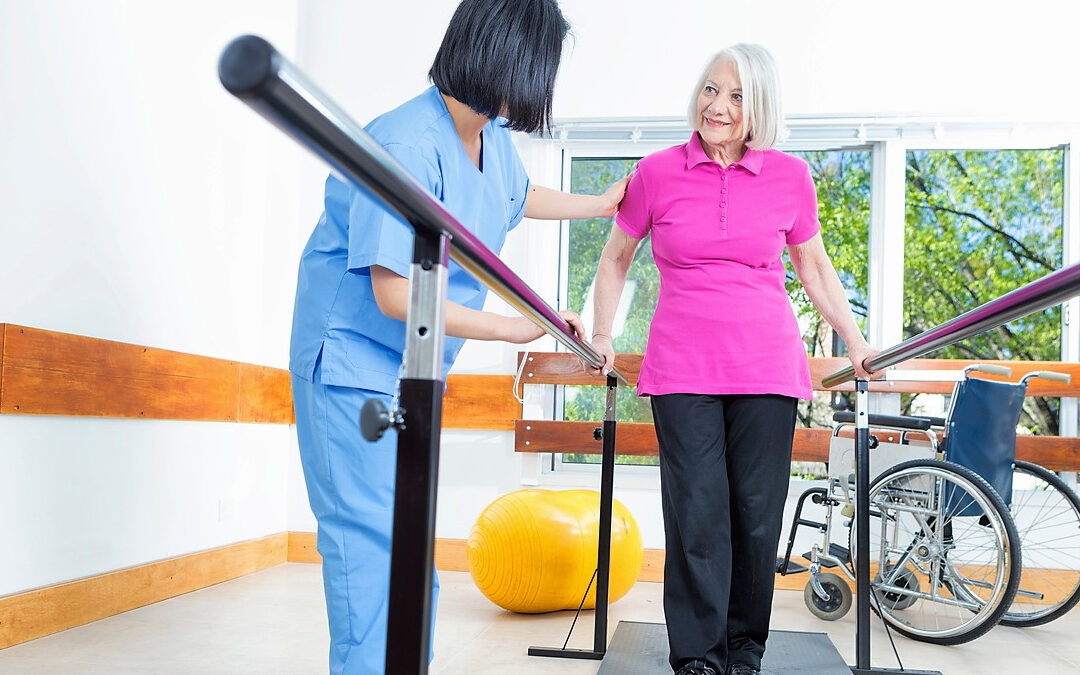"""Are You Ever """"Too Old"""" for Physical Therapy?"""