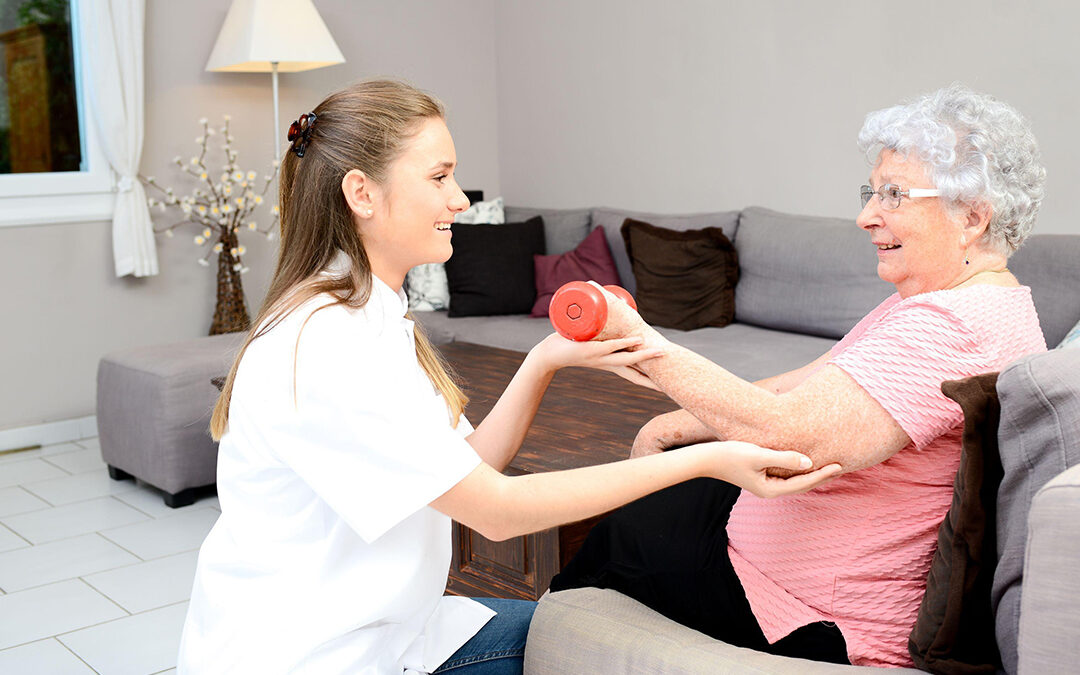 You May Be Happier With In-Home Physical Therapy in NJ Even With Relaxed COVID Precautions