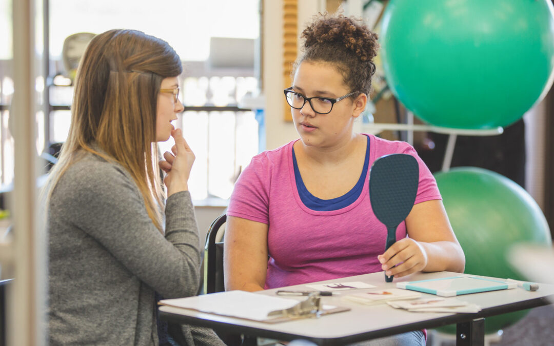 How Can Adults Get Help with Speech Therapy Services?